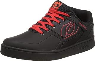 O'Neal Pinned PRO Pedal Fahrrad Schuhe Sneaker MTB BMX DH FR All Mountain Bike Downhill Sport,325, Farbe Rot, Größe 40