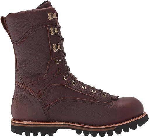 Brown Worn Saddle Leather