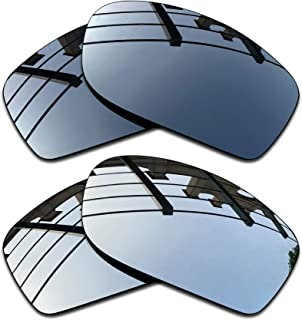 SEEABLE Premium Polarized Mirror Replacment Lenses for Oakley Fives Squared OO9238 Sunglasses