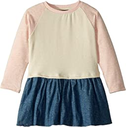 Denver Jersey Knit Dress (Toddler/Little Kids/Big Kids)