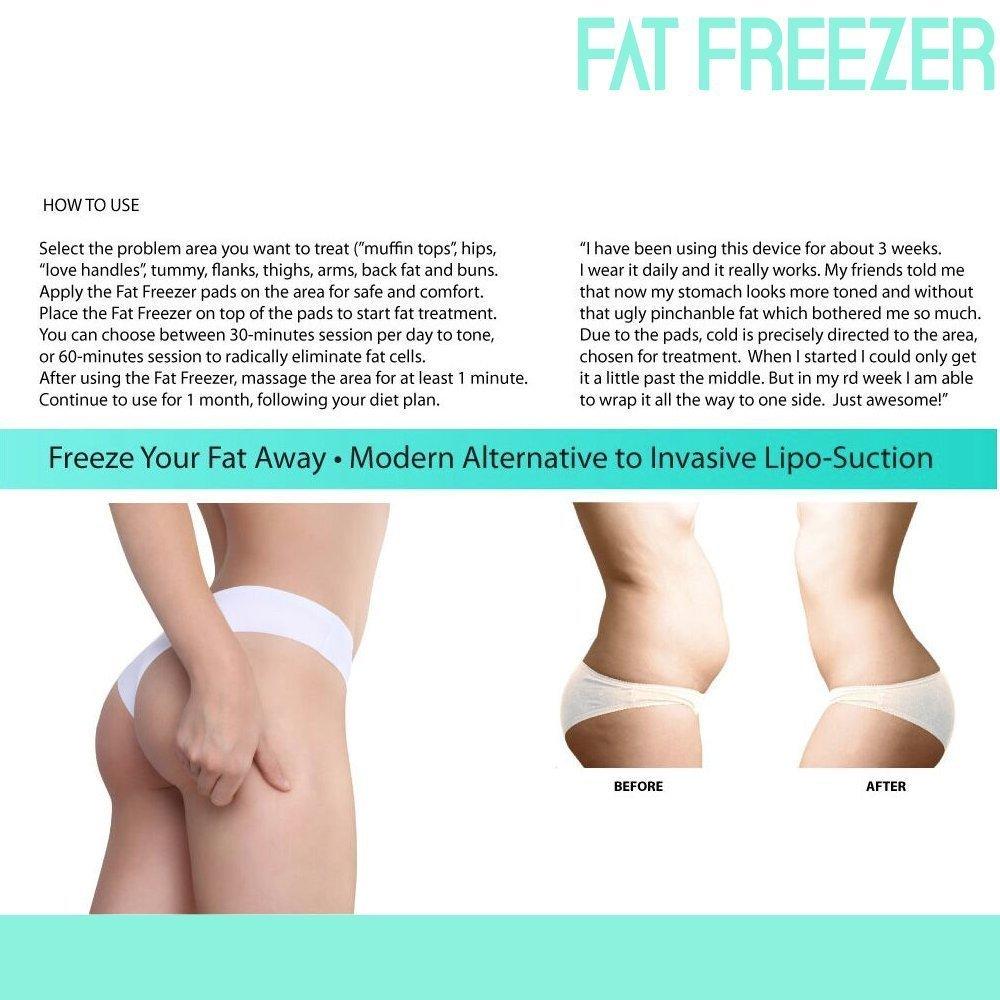 Celda grasa congelador congelación Body Sculpting pérdida de grasa ...