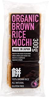 Spiral Foods Organic Brown Rice Mochi 300 g