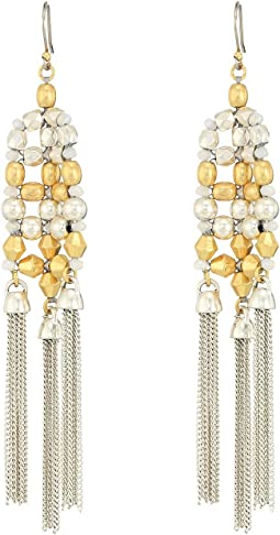 Lucky Brand - Statement Fringe Earrings