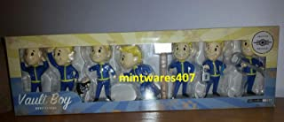 Fallout 3 Vault Boy 101 Bobblehead Series One 7 Pack