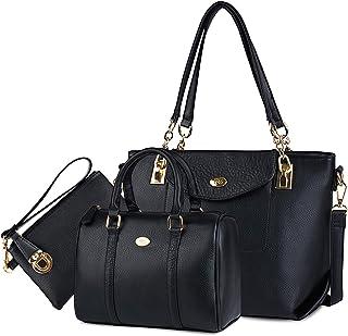 3d8fc790039 COOFIT Bolsos Mujer, Bolsos Cuero Bolso Bandolera Bolso Tote Bag Bolsos  Shopper Bolso Bowling Bolsos