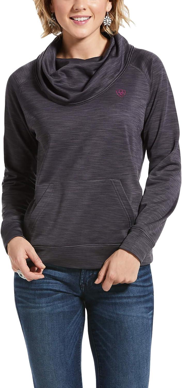 ARIAT Phoenix Max 71% OFF Mall Women's Conquest Sweatshirt Cowlneck