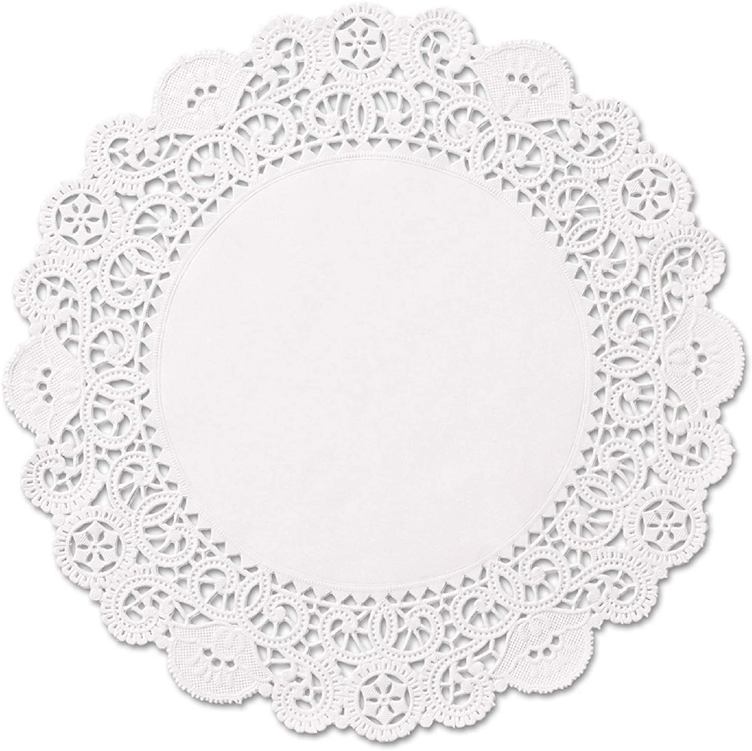 Round Inexpensive 8 Max 44% OFF inch Paper Lace Table Ta Doilies – White Decorative