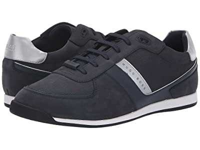 BOSS Hugo Boss Maze Sneaker by BOSS Green (Dark Blue) Men