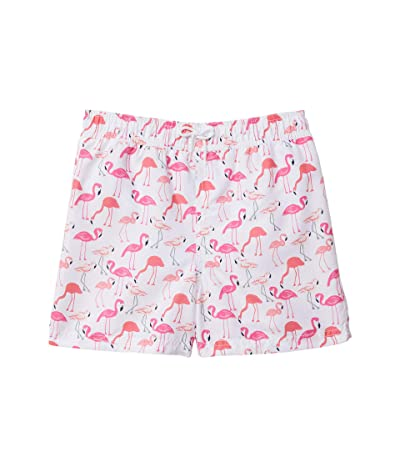 Janie and Jack Printed Swim Shorts (Toddler/Little Kids/Big Kids) Boy