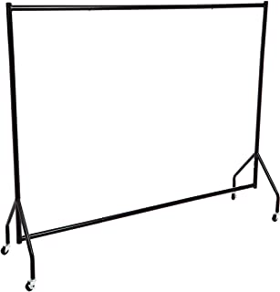 comprar comparacion AmazonBasics – Perchero resistente, 1,82 x 1,52 m