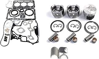 D902 Engine Rebuild Kit for Kubota KX41-3 Excavator BX25 Tractor&Utility Vehicle Aftermarket Parts