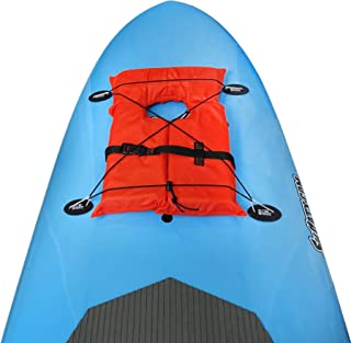 SUP-Now Stand Up Paddle Board Bungee Deck Attachment with Adhesive