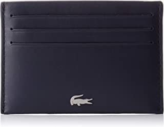 Lacoste Men's Business Card Holder, 11 centimetres, Peacoat