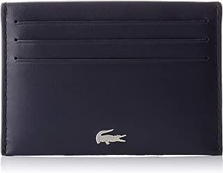 Lacoste Men's Business Card Holder, 11 centimetres, Peacoat