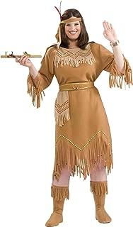 Women's Indian Maiden Costume