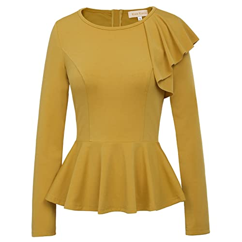 Peplum Top Womens: Amazon.com