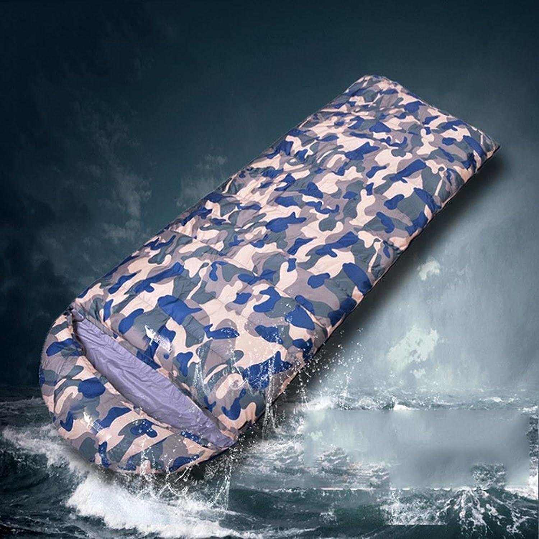 XUEXIN Sleeping bag envelope adult outdoor camping down sleeping bag