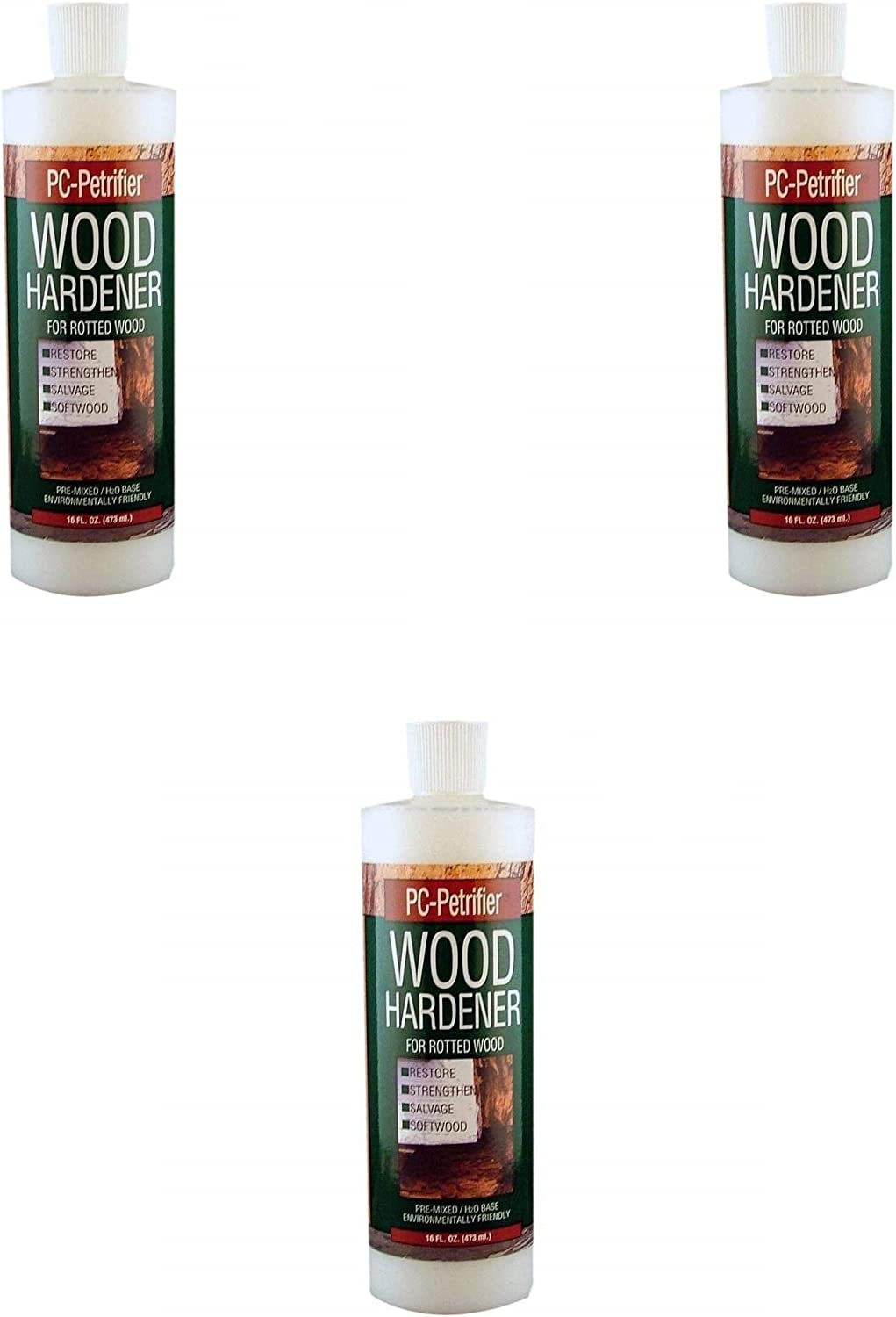 PC Products shop Indianapolis Mall PC-Petrifier Water-Based 16oz Milky Wood Hardener