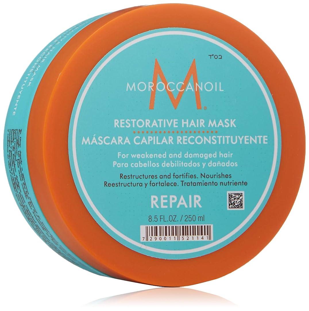 浸透する精査求めるモロッカンオイル リストレーティブヘアマスク 250ml