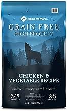 Member's Mark Grain-Free Chicken & Vegetable Recipe Dog Food (28 lb.) ES