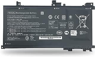 Ammibattery Replacement TE03XL TE03061XL Battery for HP OMEN 15-AX000 15-AX001ns 15-AX033dx 15-AX210nr 15-AX250wm,Pavilion 15 UHD 15-BC000 15-BC012tx 15-BC013tx Notebook HSTNN-UB7A 849570-541