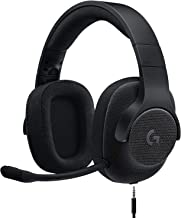 Logitech G433 7.1 Wired Gaming Headset with DTS Headphone: X 7.1 Surround for PC, PS4, PS4 PRO, Xbox One, Xbox One S, Nint...