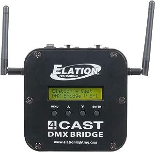 Elation 4Cast DMX Bridge Compact 4-Universe Wireless Device