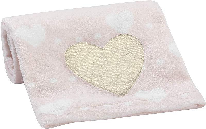 Lambs Ivy Sweetheart Baby Blanket