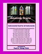 amazing grace trombone sheet music