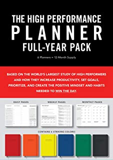 Best Two Year Planner of 2020 – Top Rated & Reviewed