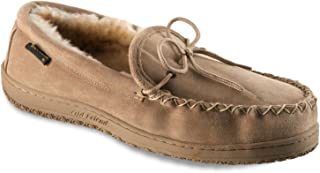 Old Friend Mens Moccasin Slipper