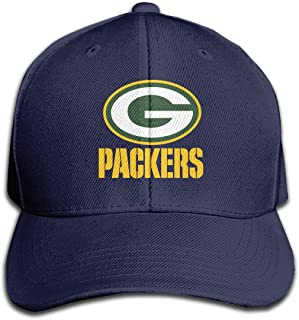 Franklin Sports Unisex Green Bay Packers Adjustable Hat