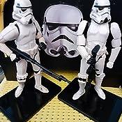 lot Star Wars Marvel 6 inch figure stands-only 20 left 10 figure stands for $10
