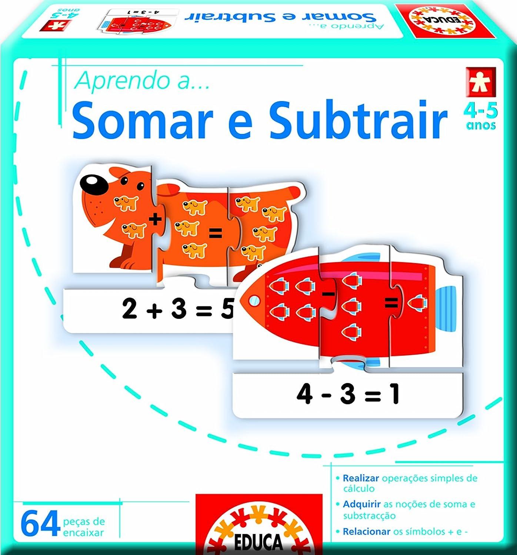 Educational Games Educa  Aprendo a... Somar E subtrair, in Portuguese (14243)