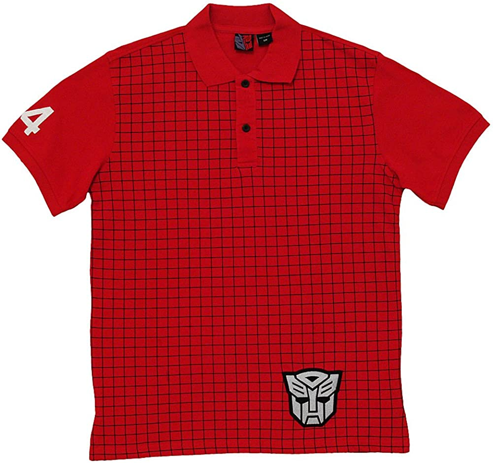 Transformers Autobots Patch Cartoon Adult Outlet ☆ Free Shipping Up Sales of SALE items from new works T Shirt Button Polo