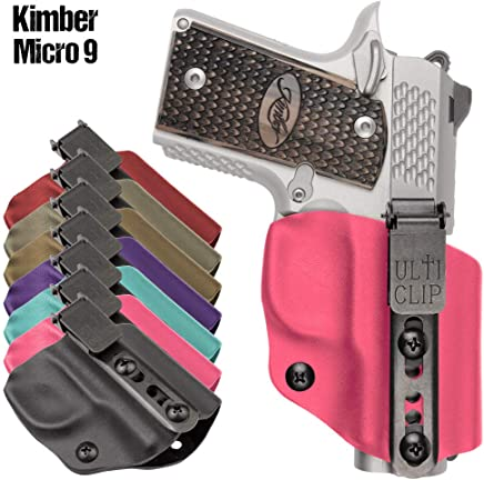 Holsters, Belts & Pouches Do All Appendix Carry Holster for