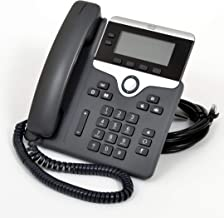 $36 » Cisco CP-7821-K9 UC Phone 7821 (Renewed) (Power Supply Not Included)