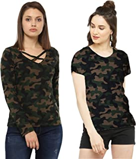 Veirdo Women's T-Shirt (Pack of 2)