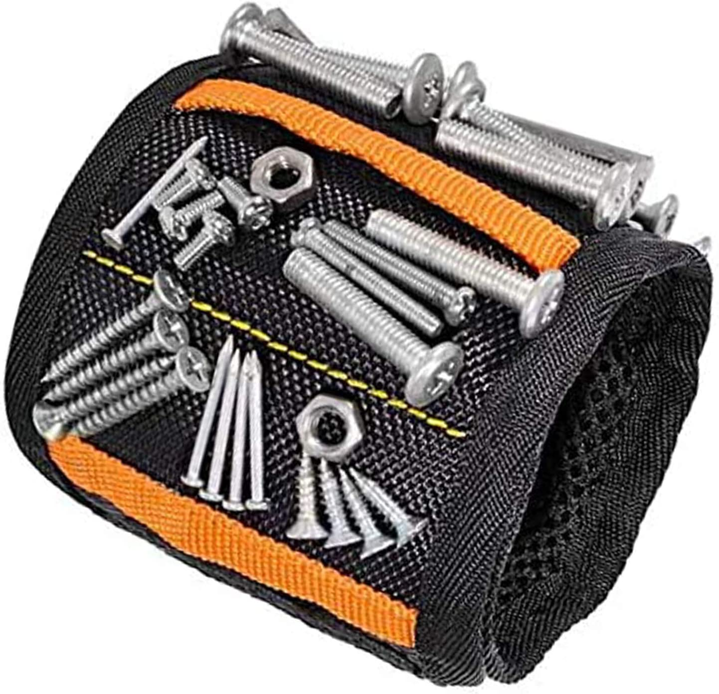 Discount mail order Max 82% OFF Magnetic Wristband Holding Screws Belt Tool Needles for