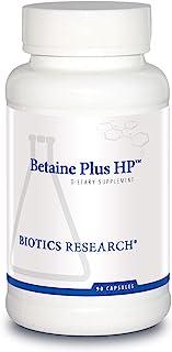 Biotics Research Betaine Plus HP - 90 Capsules
