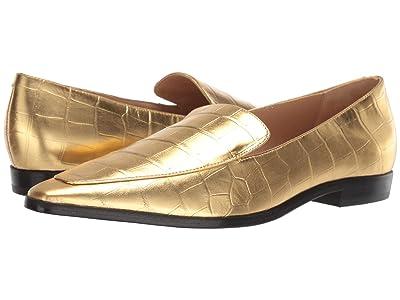 Schutz Denis (Ouro New Crocodile) Women