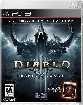 Diablo III Reaper of Souls PS3