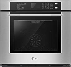 Empava 30 in. Electric Self-cleaning Convection Fan Single Wall Oven, 30 Inch