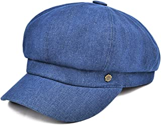 8 Panel Newsboy Gatsby Ivy Cap Golf Cabbie Driving Beret Hat