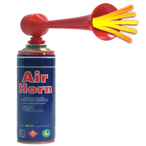 Pocket Airhorn