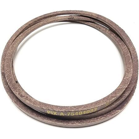 D/&D PowerDrive 954-0347 MTD or CUB Cadet Replacement Belt 1 Rubber