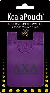 Lambda Chi Alpha - Koala Pouch - Adhesive Cell Phone Wallet