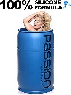 Passion Lubes Passion 100 Percent Silicone Lubricant, 55 Gallon Drum