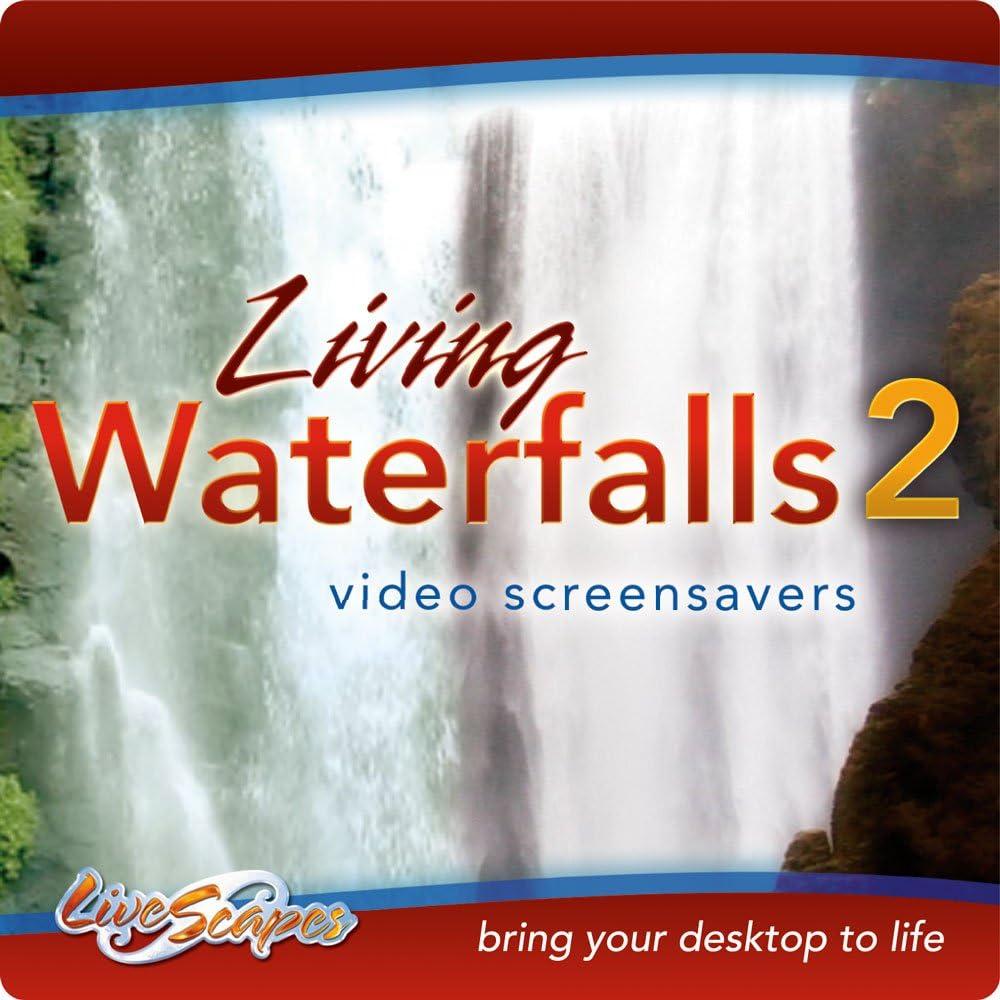 Living Elegant Waterfalls Collection unisex Download Vol.1