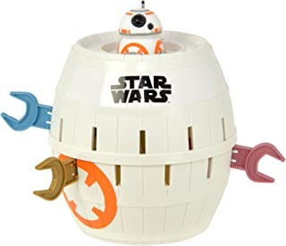 TOMY Star Wars Pop Up BB8 Children's Preschool Action Game